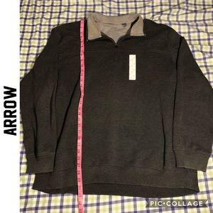 NWT Arrow Pullover Jacket